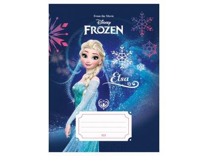 Sešit A5, 523, 20listů Frozen