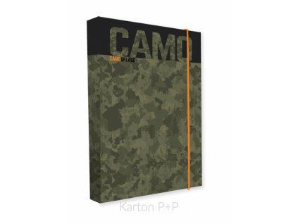 Box na sešity A5 Jumbo Camo