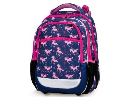 Školní batoh pro prvňáčky Pink Unicorn