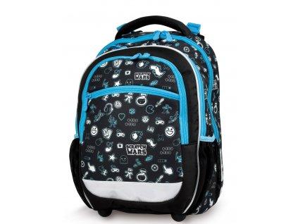 Školní batoh pro prvňáčky Scratch Wars