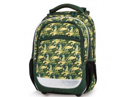 Školní batoh pro prvňáčky Camo Colour