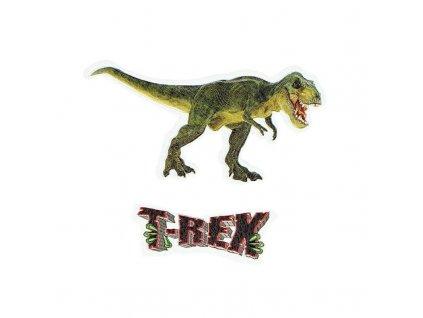 Samolepky Dinosuarus 2 ks