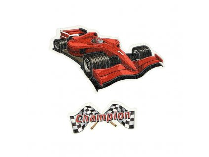 Samolepky Formule 2 ks