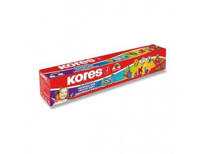 Prstové barvy Kores Dedi Kolor - 7 barev, 30 ml