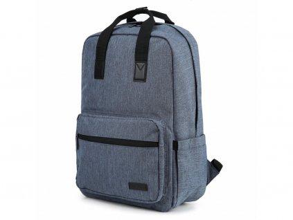 Studentský batoh AU-8 - modrý