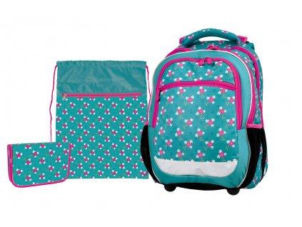 Školní batoh v setu Sitl - pro prvňáčky Cute