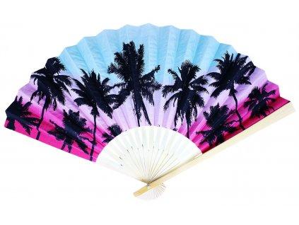 Vějíř papírový HAWAII