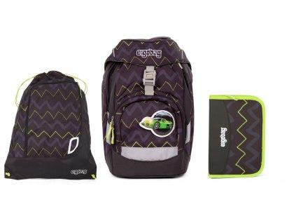 EBA SIN 001 9B6 ergobag prime backpack HorsepowBear set02