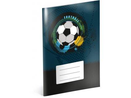 skolni sesit fotbal a5 40 listu nelinkovany 1