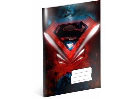 skolni sesit superman red a4 40 listu linkovany 1 0