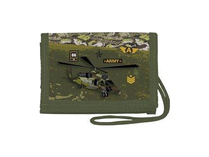 Peněženka na krk Army