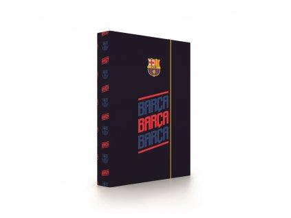 Box na sešity A5 Jumbo FC Barcelona