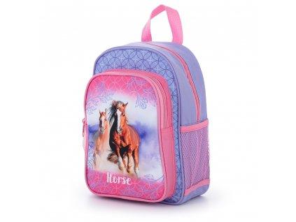 Batoh dětský předškolní kůň 2020