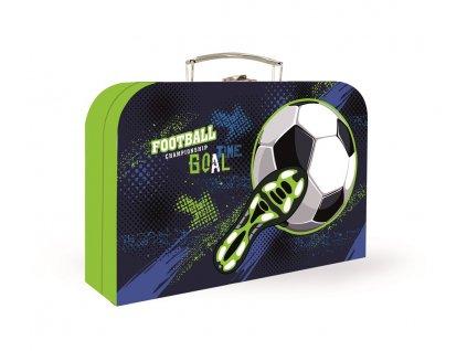 Kufřík do školy 35cm fotbal 2020