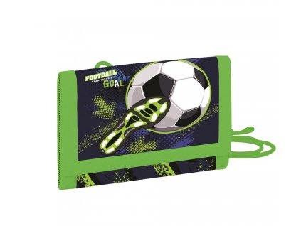 Dětská textilní peněženka fotbal 2020
