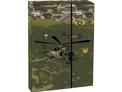 Box A4 Army