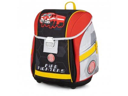 Školní aktovka 900g oxybag - PREMIUM LIGHT hasiči Tatra