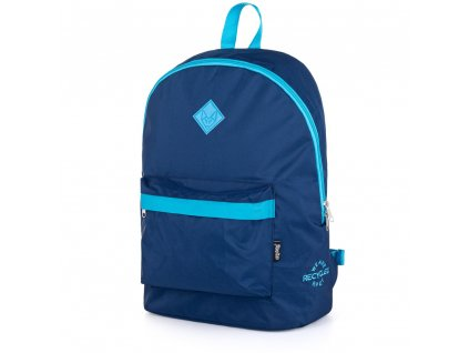 Studentský batoh OXY Street fashion dark blue