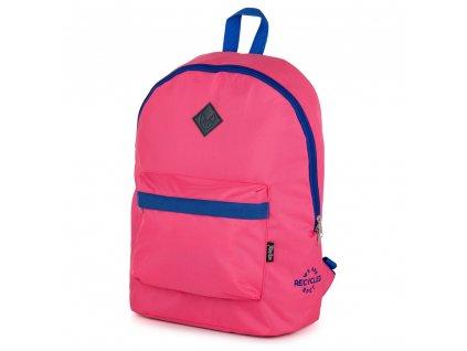 Studentský batoh OXY Street fashion pink