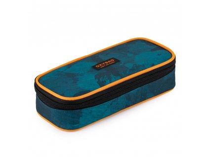 Školní pouzdro etue komfort OXY Blue