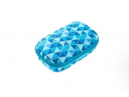 Školní penál - Zipit Colorz box Blue
