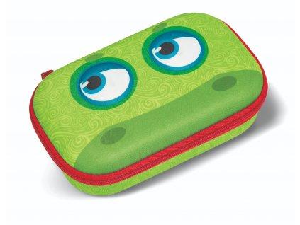 Školní penál - Zipit Wildlings box Green
