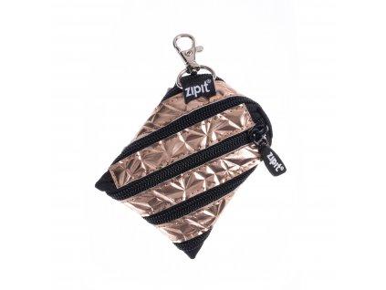 Zipit Metallic kapsička Bronze