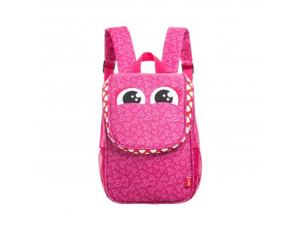 Zipit Wildlings New batoh na jídlo Pink