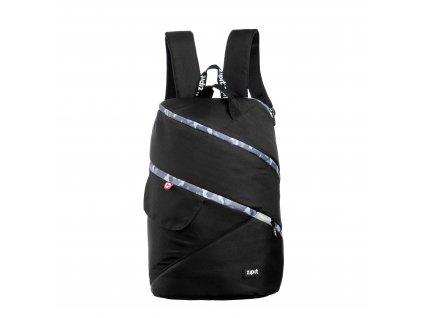 Zipit Looper batoh Premium Black + Camo