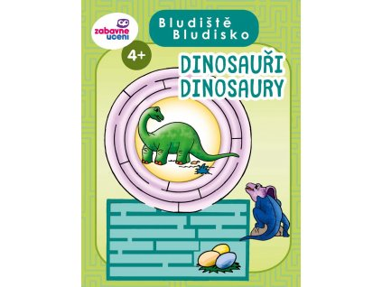 Bludiště - Dinosauři