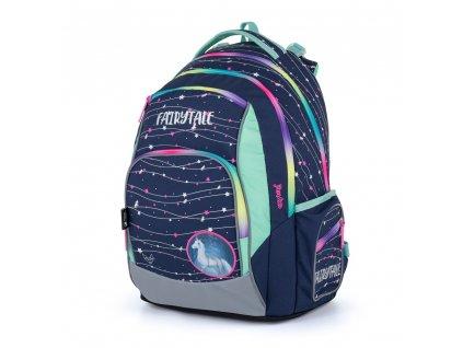 Školní batoh OXY Style Unicorn pattern