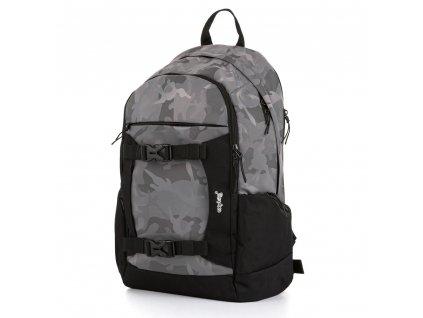 Studentský batoh OXY Zero grey