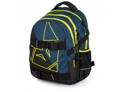 Studentský batoh OXY One Deep sea