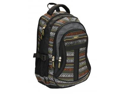 Školní batoh pro 2. stupeň ACTIVE SAFARI
