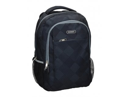 Školní batoh pro 2. stupeň ALFA MAROON