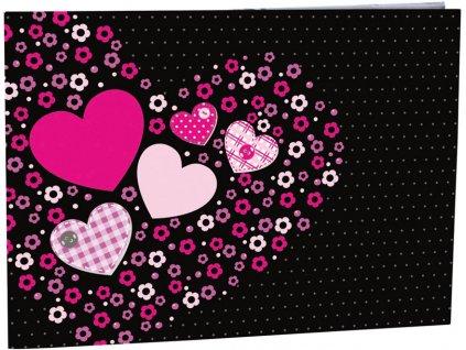 Desky na číslice Stil - Sweet Heart