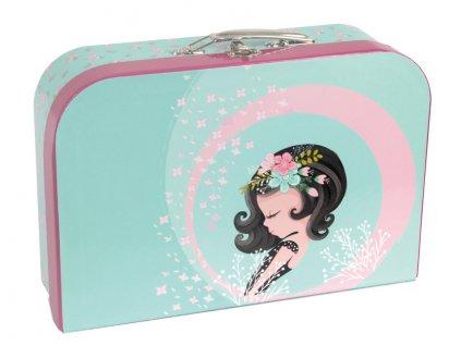 Dětský kufřík Stil - Cute Girl