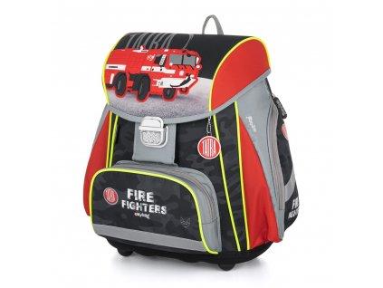 Školní aktovka Oxybag v setu - PREMIUM Tatra - hasiči 2021