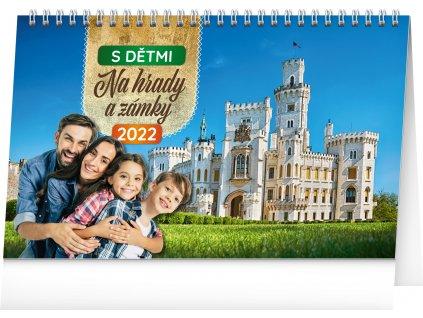 stolni kalendar s detmi na hrady a zamky 2022 23 1 14 5 cm 14268 31