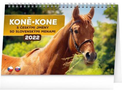 stolni kalendar kone kone cz sk 2022 23 1 14 5 cm 308192 31