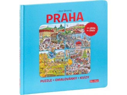 praha puzzle omalovanky kvizy 322993 9