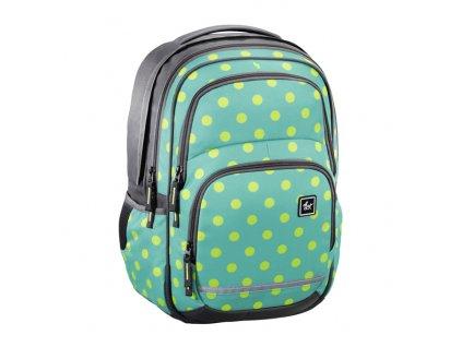 Školní batoh All Out Blaby - Mint Dots