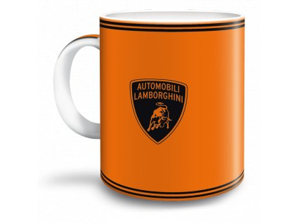 Ars Una Hrnek Lamborghini orange