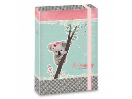 Ars Una Box na sešity A4 - Kimmy