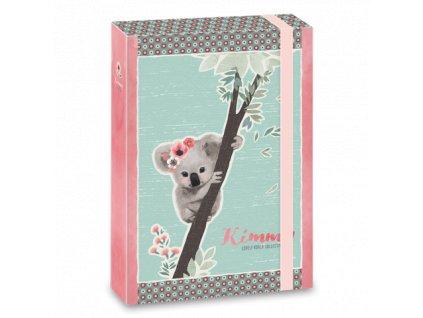 Ars Una Box na sešity Kimmy A5