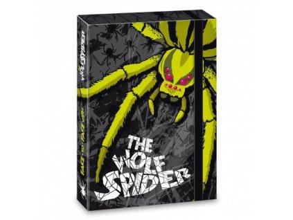 Ars Una Box na sešity Wolf Spider A4