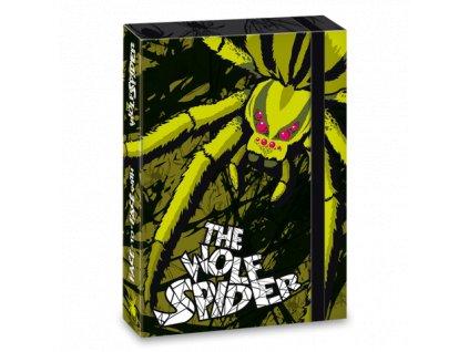 Ars Una Box na sešity Wolf Spider A5