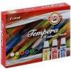 Barvy 10ml temperové 6barev