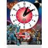 Školní hodiny Emipo Rescuer - Robocar