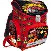 Školní batoh Premium - Fire + sáček na přezuvky